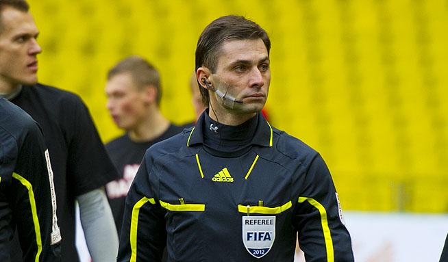 Kazakistan Maçına Rus Hakem