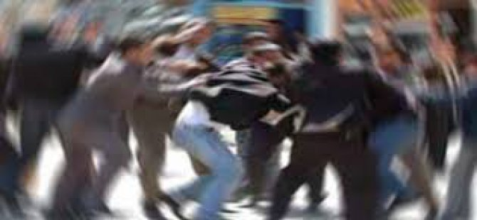 Kayseri'de Kürt öğrencilere faşist saldırı: Bir öğrenci ağır yaralı