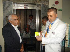 Kocasinan'da Asansör Denetlemeleri Başladı