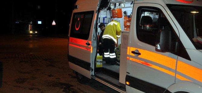 Kayseri'de yemekten zehirlenen 100 öğrenci hastanelik oldu