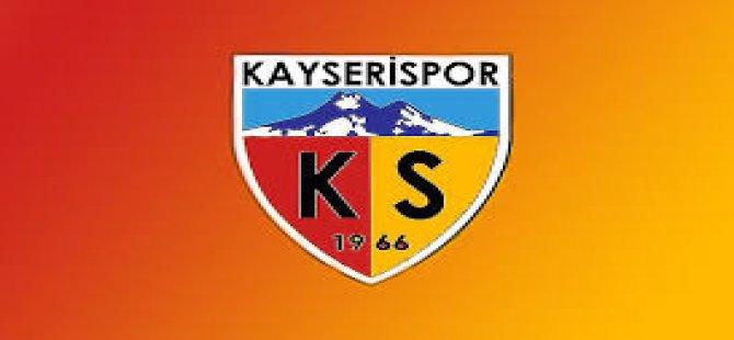 KAYSERİSPOR'DA BAŞKAN DEĞİŞTİ