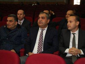 KAYSERİSPOR'UN YENİ BAŞKANI YÜCEL ŞAHİN