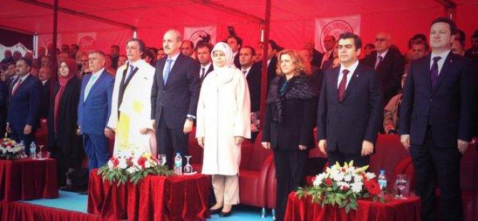 Başbakan Yardımcısı Kurtulmuş'a Kayseri Halkından Yoğun İlgi