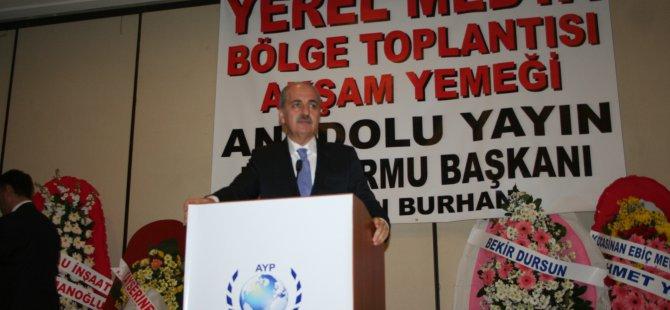 Numan Kurtulmuş Kayseri'de Önemli Açıklamalarda Bulundu-video