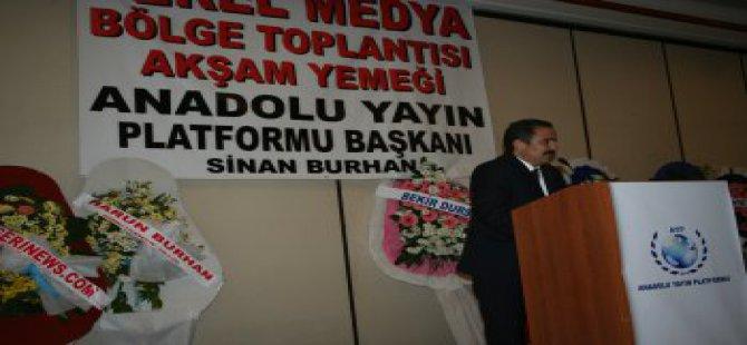 ''BAŞKAN MEHMET ÖZHASEKİ KAYSERİ'DEN ALACAKLIDIR''