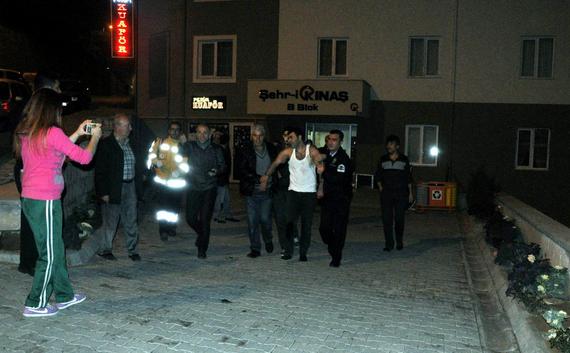 KAYSERİ'DE FİLMLERİ ARATMAYACAK İNTİHAR OPERASYONU