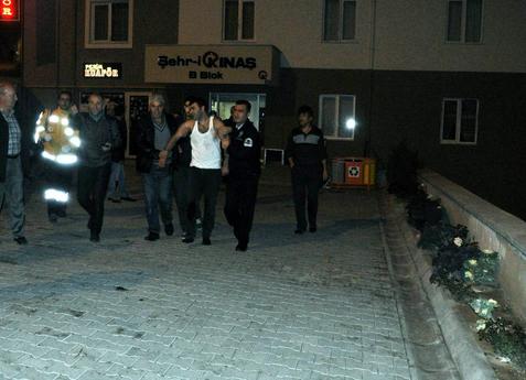 Talas Anayurtta  intihar önleme operasyonu - VİDEO