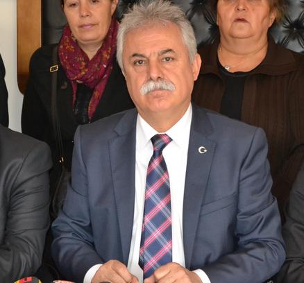 CHP İL BAŞKANI AYAN'DAN SER TEPKİ