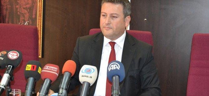 Palancıoğlu'undan CHP'lilerin 'Camide Siyaset' İddiasına Tepki