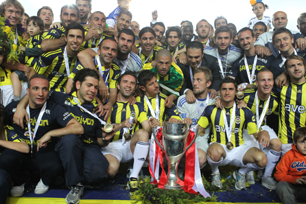 UEFA: Fenerbahçe'nin kupası geri alınamaz