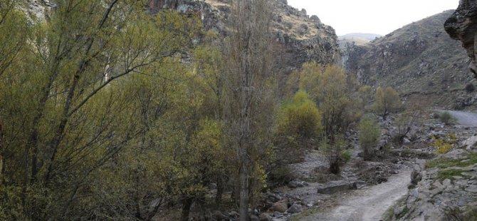 Melikgazi'den Hisarcık Vadisi Doğal Piknik ve Yürüyüş Parkuru Projesi