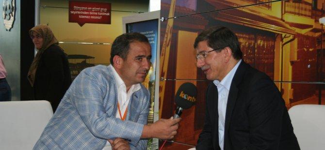 Sinan Burhan Başbakan Davutoğlu'na Rapor Hazırlıyor