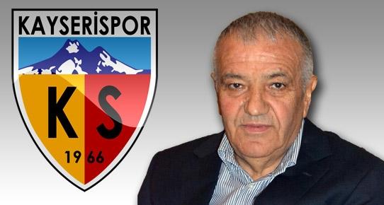KAYSERİSPOR 6 ARALIK'TA YENİ BAŞKANINI SEÇİYOR