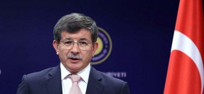 Davutoğlu: Kılıçdaroğlu'na Başsağlı diledi