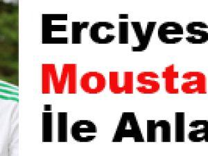 Erciyesspor Moustapha İle Anlaştı