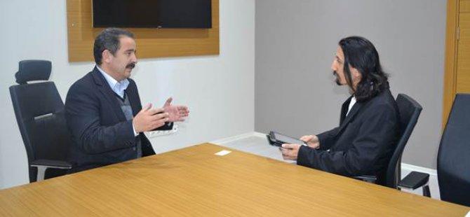 Sinan Burhan: Akit Gazetesine konuştu