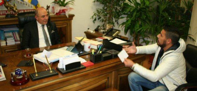 MHP Genel Başkan Yardımcısı Kayserinews.com'a Konuştu: