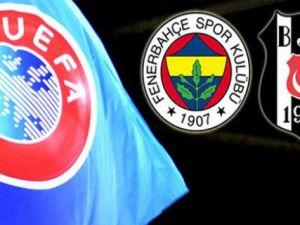 Beşiktaş UEFA'dan Men Edildi!