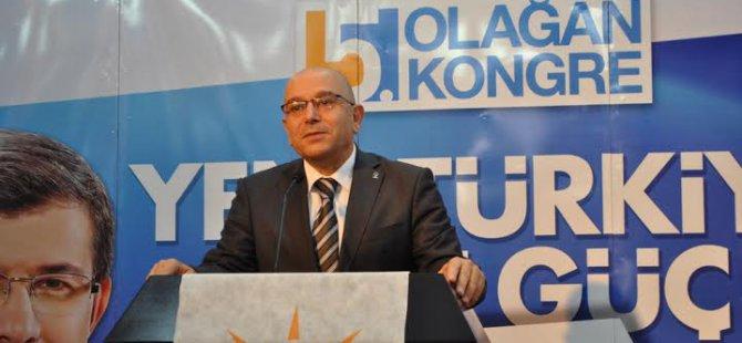 Başkan Özden: Liderimiz Recep Tayyip Erdoğan