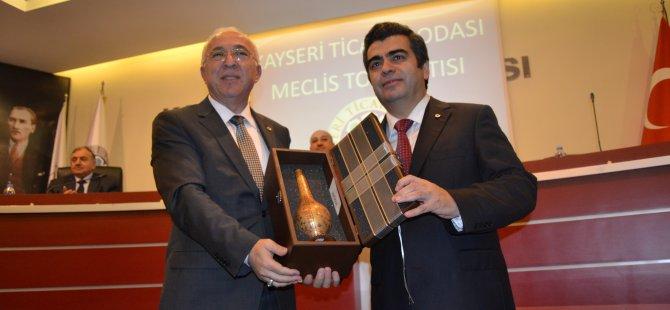 Kayseri'de Türkiye'de ticari zekasıyla bilinen bir şehir