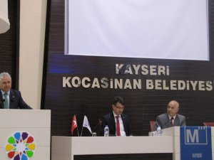 KAYSERİ SMMM ODASI DANIŞMA MECLİSİ TOPLANTISINI YAPTI