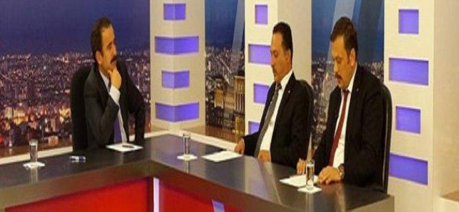 Sinan Burhan'ın Programında Bal'ın partisinden istifa ettiler