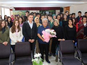 TALAS BELEDİYESİ'NDEN ÜSTAT NECİP FAZIL'A VEFA