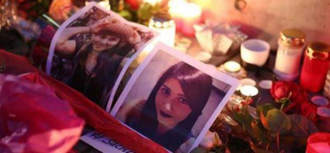 Almanya'da öldürülen Tuğçe'nin görüntüleri ortaya çıktı