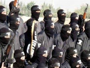 en az 50 IŞİD militanı öldürüldü