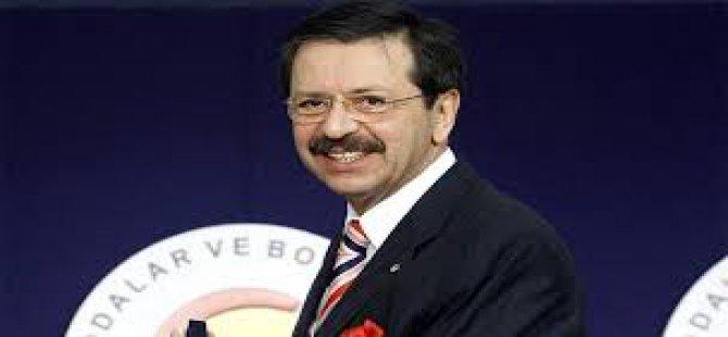 Hisarcıklıoğlu'ndan Hükümet'e: Para pul istemiyoruz...