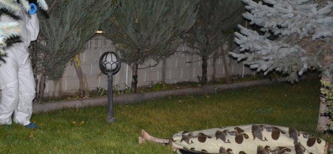 Melikgazi Köşk'te 8. Kattan Düşen Şahıs Hayatını Kaybetti