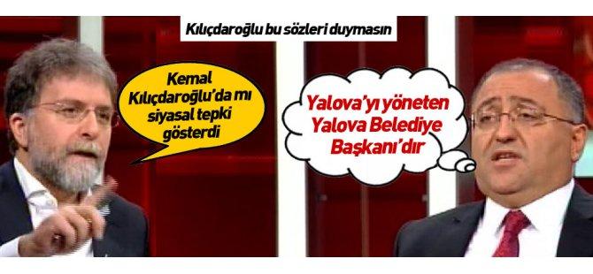 Yeşili katleden CHP'li Vefa Salman'a Ahmet Hakan ayarı