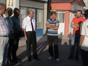 CHP SANDIK SORUMLULARINI BİLGİLENDİRDİ
