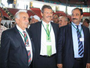 KAYSERİ ŞEKER'DE GENEL KURUL YAPILDI