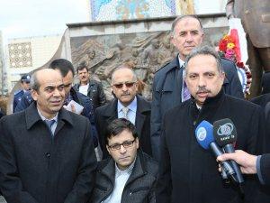Anadolu Sakatlar Derneği Başkanı Genel Başkanı Osman Kılıç: