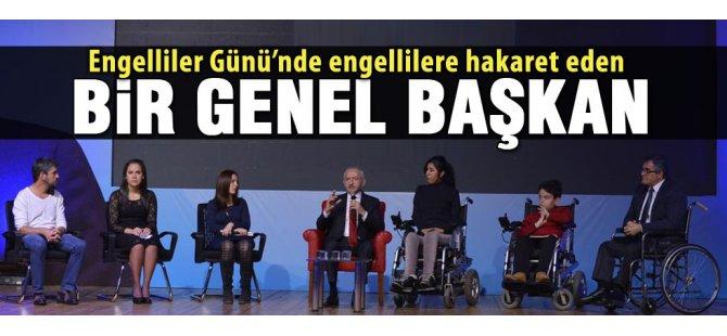 Kılıçdaroğlu'ndan Erdoğan'a ağır hakaret-Video