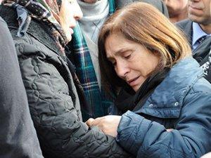 Sare Davutoğlu'ndan Kılıçdaroğlu'na taziye ziyareti