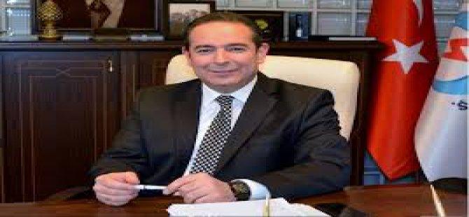 Tedaş Genel Müdürü Çepni Kaçak elektrikte yeni dönem Helalleşme