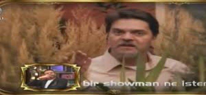 Beyaz Show'da güldüren Ali şan klibi ihticayı var izle