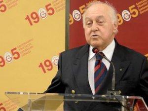 G.saray Başkanı Yarsuvat, kulübün borcunu açıkladı