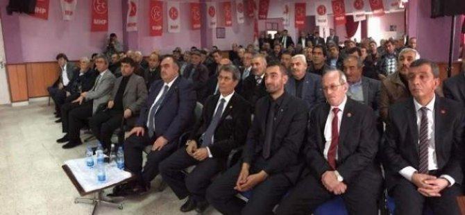 Tomarza Kaymakamı MHP Kongresinde salonu hangi şartla verdi