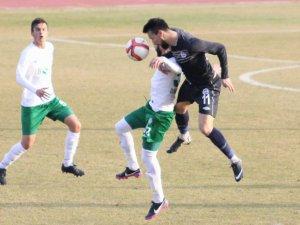 Kayseri Şekerspor,İstanbul Güngörenspor'u 2-0 mağlup etti