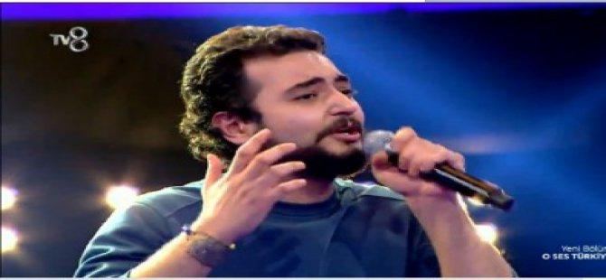 O Ses Türkiye - Azeri Yarışmacı Yaser'dan Delilah-Video
