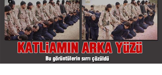 IŞiD katliamın klibini çekti-VİDEO