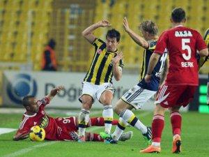 Fenerbahçe farklı kazandı...