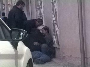 Kayseri'de çatıdan düşen bir işçi hayatını kaybetti
