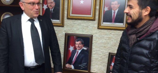 Özden: Konya'yı Geçip Başbakan'a Sevgimizi Göstereceğiz
