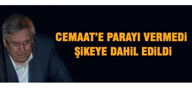 Fenerbahçe'yi şike sürecine Cemaat soktu
