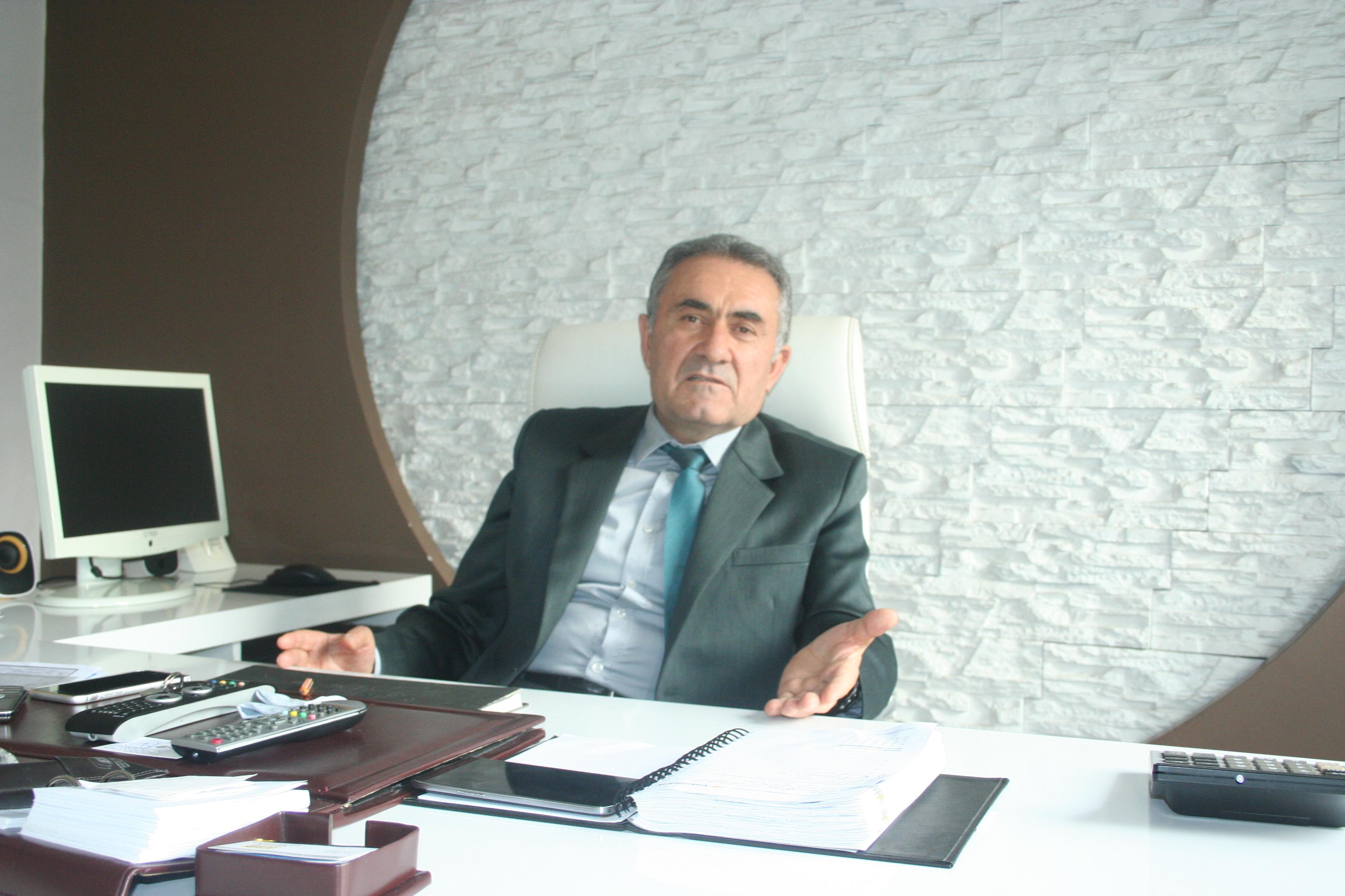 ALPEREN TOWERS KAYSERİ'DE YÜKSELMEYE DEVAM EDİYOR