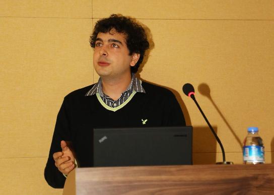 Google Search çalışanı Dr. Günhan Gülsoy Kayseri'de